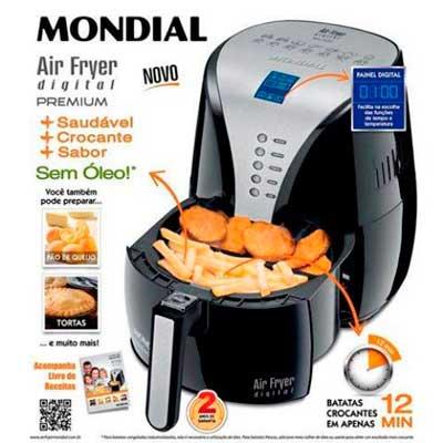 Fritadeira Airfryer Mondial